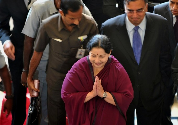 INDIA-POLITICS-WATER